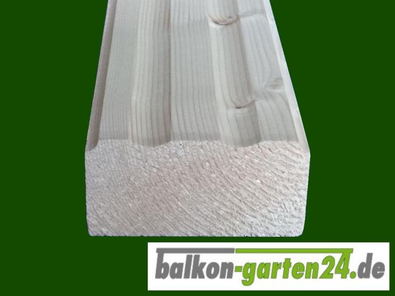 konsole zwischenholz geriffelt fichte von balkon. Black Bedroom Furniture Sets. Home Design Ideas