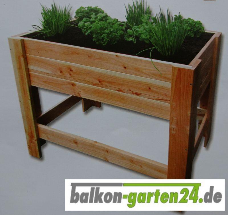Hochbeet Douglasie Von Balkon Garten24 De