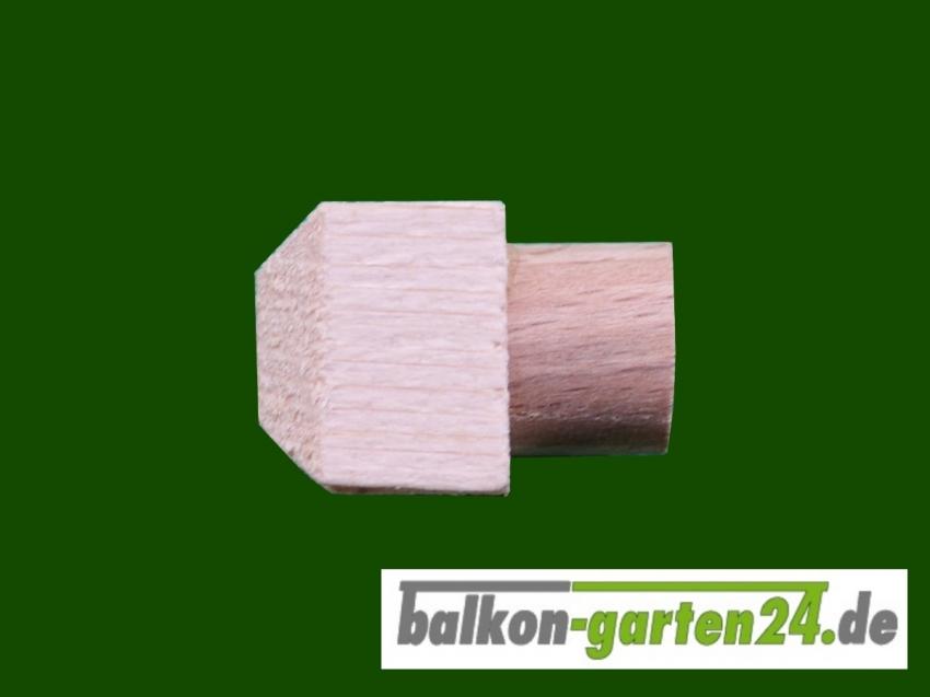 Balkonbretter Holz Fichte Ziernagel Holzbalkon Balkongeländer