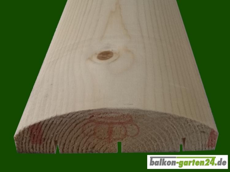 Balkonbretter Holzbalkon Handlauf Fichte Laerche Balkonbrett Balkongelaender Holz Balkon