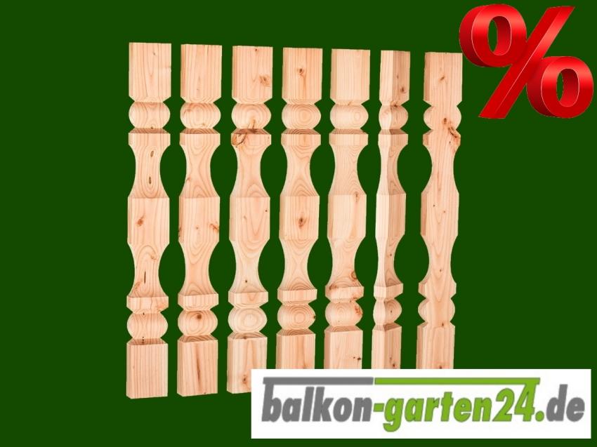 Balkonbretter Kufstein D Douglasie Lärche Balkonbrett Holzbalkon Balkongeländer Holz