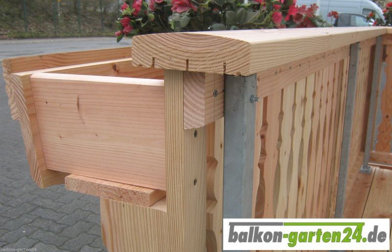 Holzbalkon Kufstein D Von Balkon Garten24 De