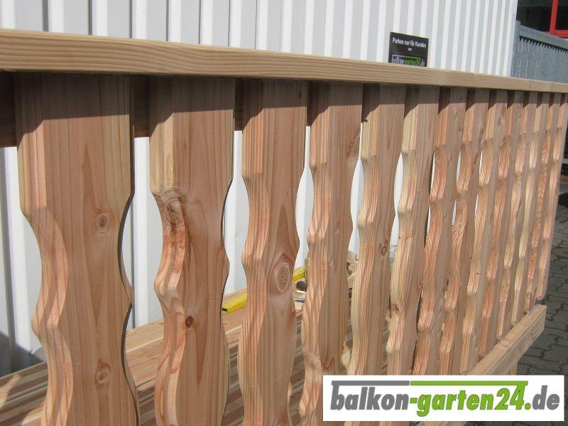 Bevorzugt Holzbalkon Lindau 1 von balkon-garten24.de IP94