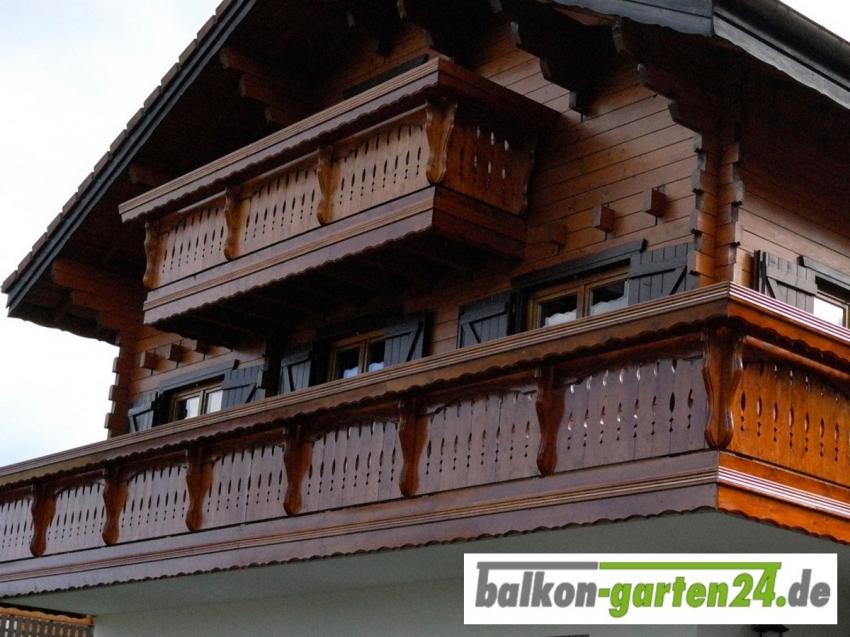 holzbalkon berchtesgaden von balkon. Black Bedroom Furniture Sets. Home Design Ideas
