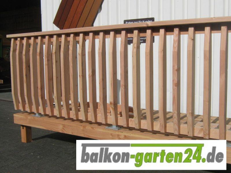 Bevorzugt Holzbalkon Denver 1 von balkon-garten24.de XN24