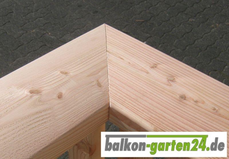 Holzbalkon Denver 1 Von Balkon Garten24 De