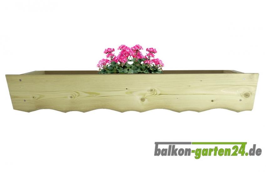 blumenkasten pflanzkasten blumenbank balkongel%C%Ander holz balkonbretter softline