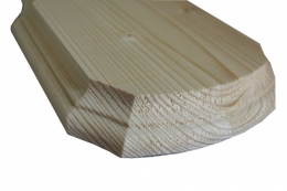 Balkonbrett Holz Balkongeländer Fichte Lärche Lesachtal