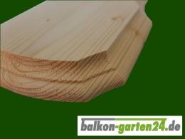 Balkonbretter Holz Balkongeländer Fichte Lärche Lesachtal00