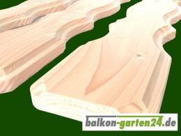 Balkonbretter Holz Laerche Fichte Balkongeländer Holzbalkon Lindau F Balkonbrett2