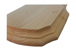 Balkonbrett Holz Balkongelaender Fichte Laerche Lesachtal