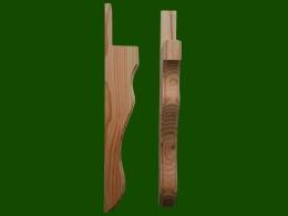 Blumenkastenkonsole Konsole Einzelteile Douglasie Laerche Holzbalkon Balkongelaender Holz