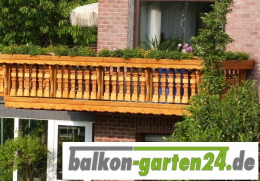 Balkongelaender Holzbalkon Fichte Laeche Salzburg