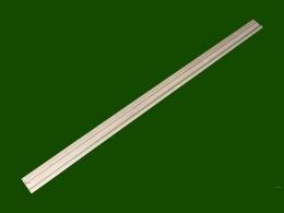 Profilleiste Zierleiste Fichte Einzelteile Holzbalkon Balkongelaender Holz