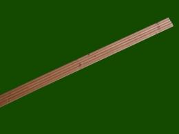 Londonleiste Zierleiste Profilleiste Ersatzteile Douglasie Laerche Holzbalkon Balkongelaender Blumenkasten Holz