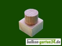 Holzziernägel für Balkongeländer