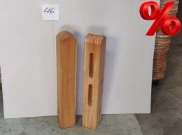 Zaunpfosten Nr. 146 Palette mit 35 Stk