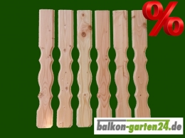 Zum Artikel Balkonbrett Lindau DL B Sorte  Posten mit 68 Stk wechseln