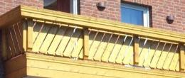 Balkonbrett Canada