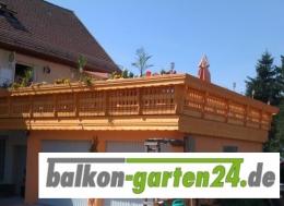 Balkonbretter Kufstein nord. Fichte für Holzbalkone