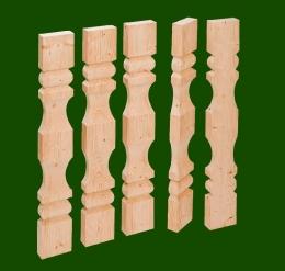 Balkonbretter Holz Fichte Lärche Kufstein