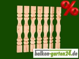 Balkonbrett Kufstein D  Palette mit 173 Stk