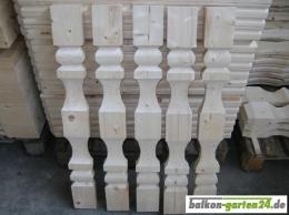 Balkonbrett Kufstein B Sorte 90mm breit