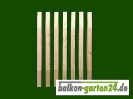Balkonbretter Denver Douglasie Lärche für Holzbalkone