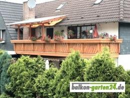 Balkonbretter Göttingen Douglasie Laerche für Holzbalkone