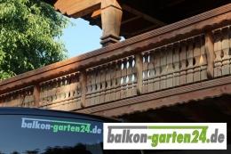 Balkonbretter Kufstein D Douglasie Lärche für Holzbalkone
