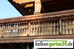 Balkonbretter Kufstein D Douglasie Lärche für Holzbalkon