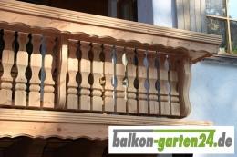 Balkonbretter Kufstein D Douglasie Lärche für Balkongeländer aus Holz