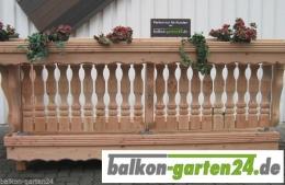 Balkonbretter Kufstein DL Douglasie Lärche für Balkongeländer aus Holz
