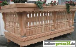 Balkonbretter Kufstein DL Douglasie Lärche für Holzbalkone
