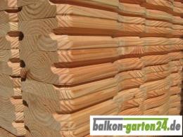 Balkonbretter Lindau Douglasie Lärche für Holzbalkone