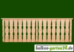 Balkonbretter Holz Fichte Laerche Berchtesgaden Holzbalkon03