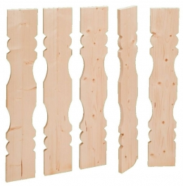 Balkonbrett Holz Fichte Laerche Berchtesgaden00