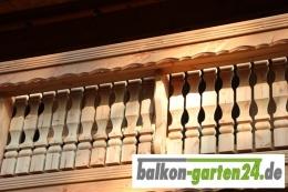 Balkongeländer-Holz-Douglasie-Lärche-Kufstein D