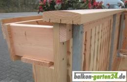 Holzbalkon-Douglasie-Lärche-Kufstein D