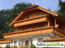 Holzbalkon Berchtesgaden D