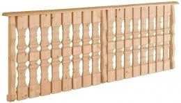 Balkonbretter Holz Fichte Lärche Salzburg01