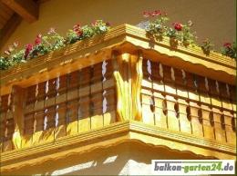 Zum Artikel Holzbalkon Salzburg 4 wechseln